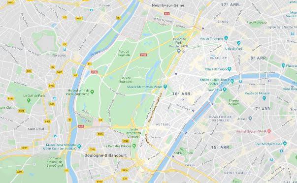 16º arrondissement de Passy
