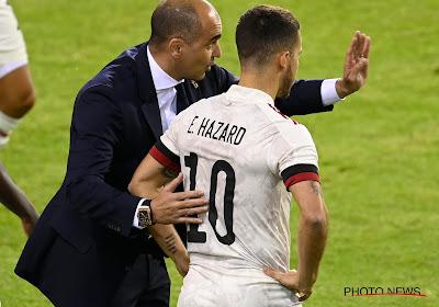 """Vandereycken ziet het toch nog redelijk somber in: """"Die invalbeurt van Hazard heeft me niet gerustgesteld"""""""