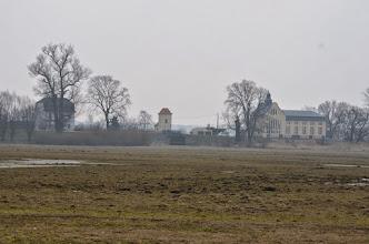 Photo: Pierwszy punkt programu - stara pompownia koło Słońska