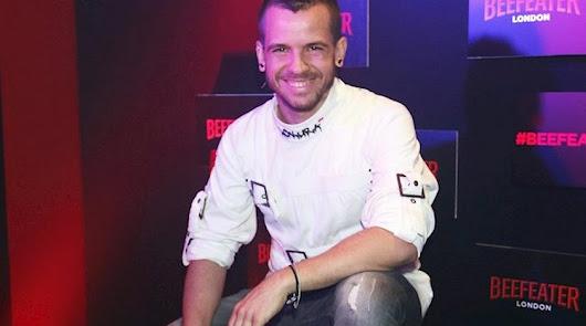 El chef Dabiz Muñoz ubicó la gamba roja de Garrucha en Cataluña.
