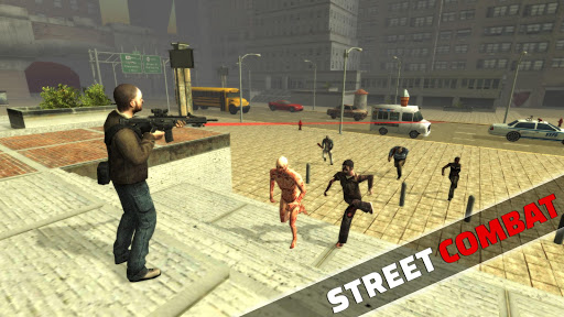 Zombie Street Fighter 1.1 screenshots 1