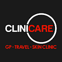The Clinicare Mobile App icon