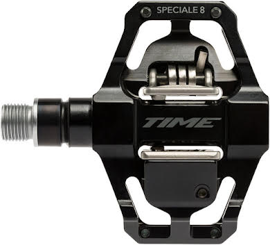 """Time SPECIALE 8 Pedals - Dual Sided Clipless with Platform, 9/16"""" alternate image 2"""