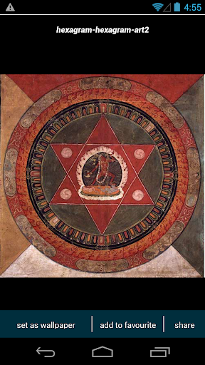 Hexagram Wallpapers