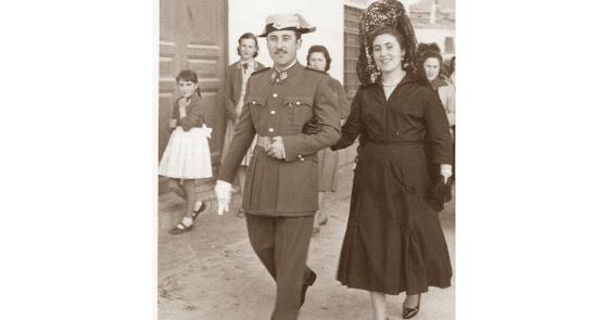 El pueblo con más guardias civiles de España