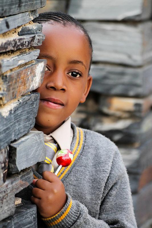 soweto child  di nicola ruggiero