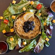 Tan-Tan Cold Ramen Salad