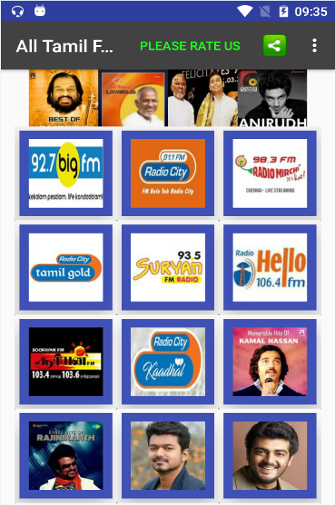 All in One Tamil FM - Tamil FM Radio App - Apps on Google Play