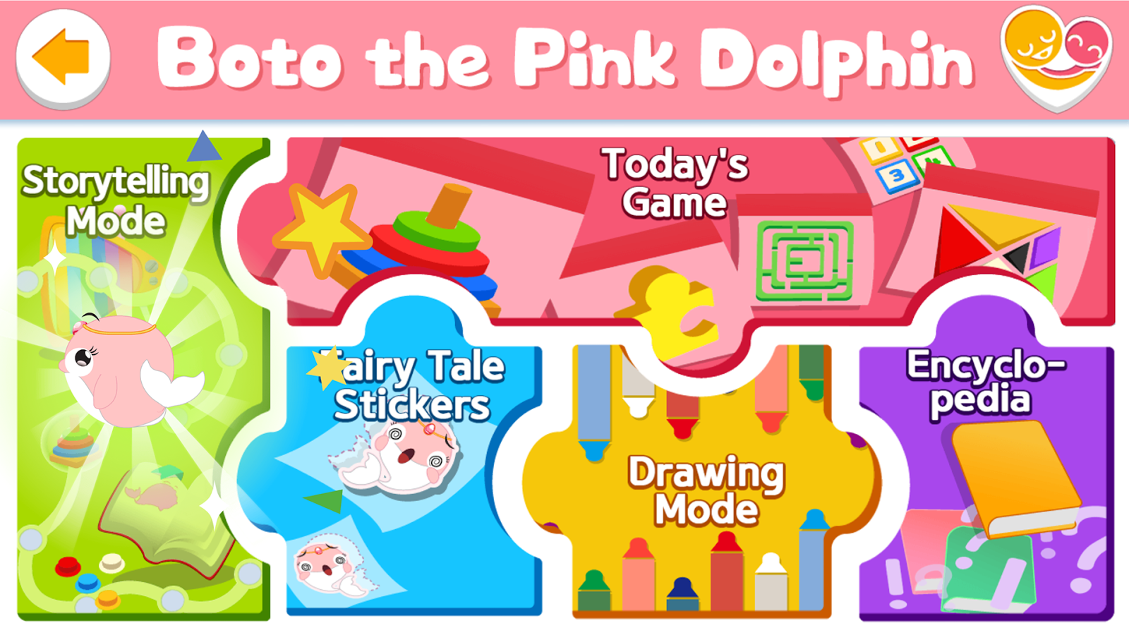 Boto the Pink Dolphin- screenshot
