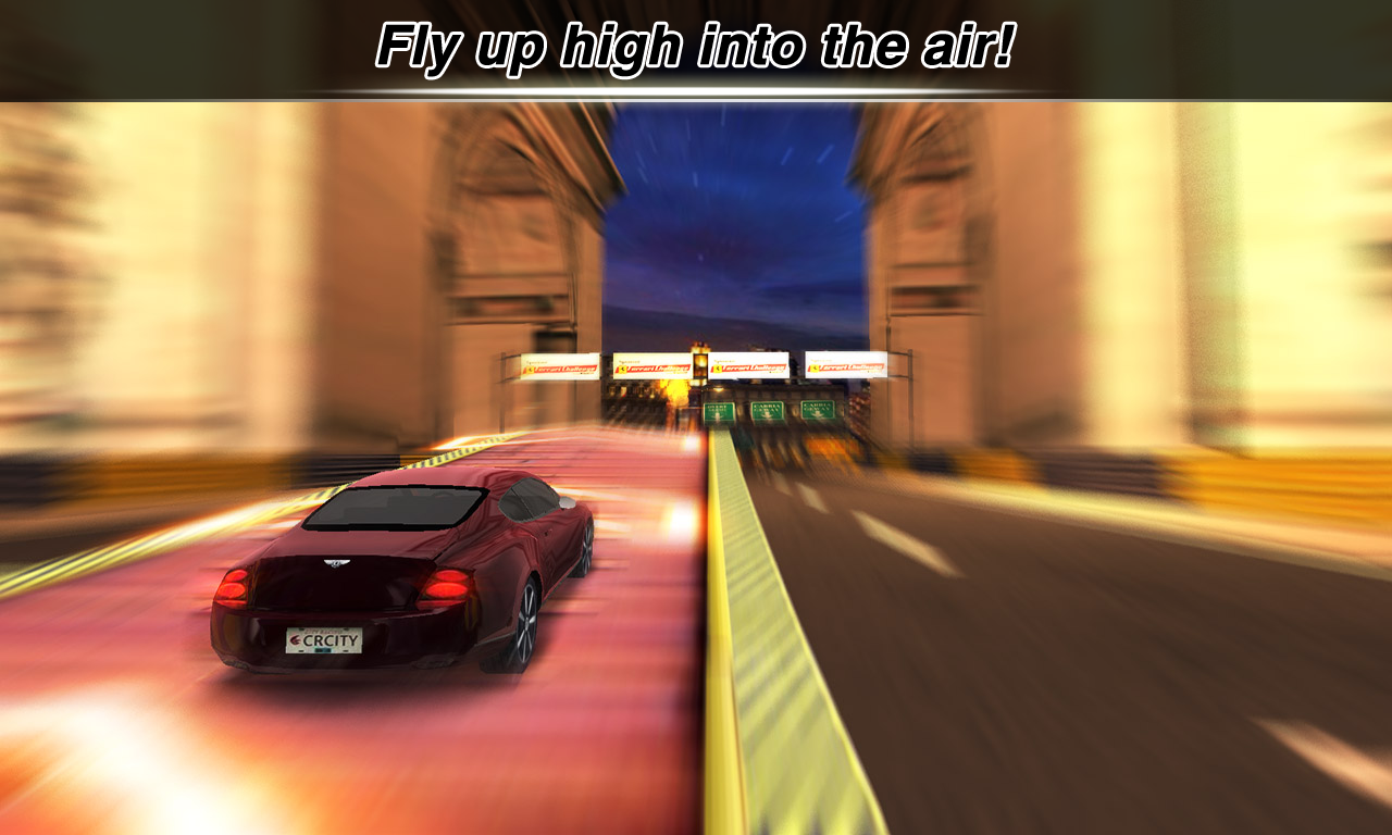 City Racing Lite- screenshot