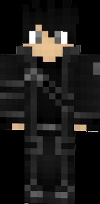 Kirito Nova Skin - Skin para minecraft pe de kirito