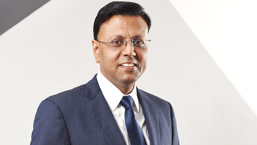 Sandeep Kishore, CEO of Zensar Technologies.