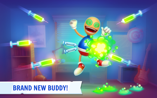 Kick the Buddy Forever Mod Coins Gems