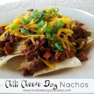 Chili Cheese Nachos Recipes.