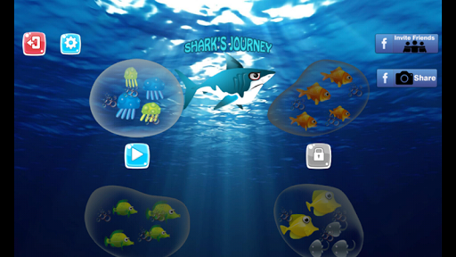 Shark Journey - Feed and Grow Fish Game filehippodl screenshot 7