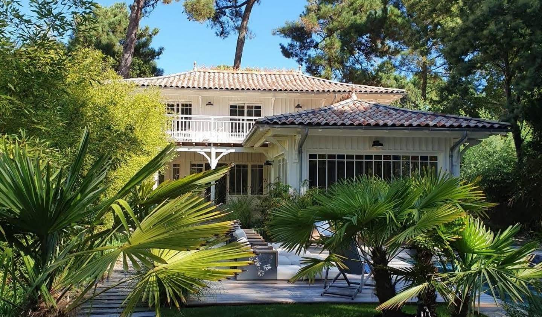 Maison avec piscine Lege-cap-ferret