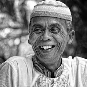 smile  by Everlasting Art - People Portraits of Men