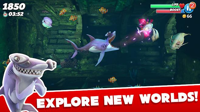 Hungry Shark World v0.8.0