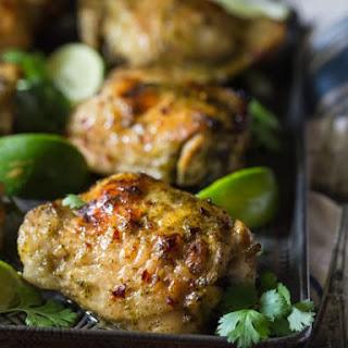 Cilantro Lime Chicken.