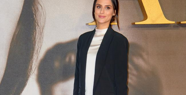 Lucy Watson launches charitable clothing line