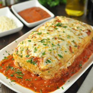 Low Carb Meatloaf With Parmesan Cheese Recipes