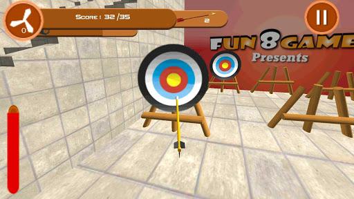 Archery Masters 3D Simulation 2018  screenshots 4