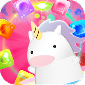 UNICORN SMASH - Candy brick breaker ballz