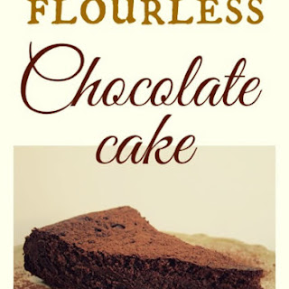 Flourless Chocolate Cake {paleo}