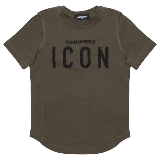 Primary image of DSQUARED2 Logo Print T-shirt