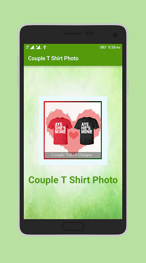 a6703c34f Latest Couple T-shirt Designs 2018 by Alphaapps (Google Play, United  States) - SearchMan App Data & Information