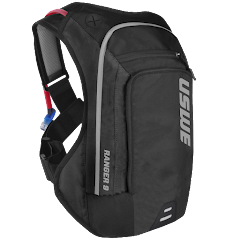 Ranger™ 9L Bounce Free Off-road Hydration Backpack, Black