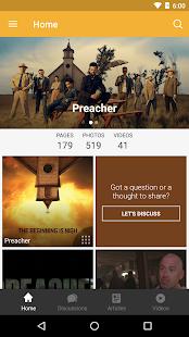 FANDOM for: Preacher - náhled