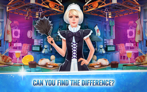 Find the Difference Free House Games: Spot It Game 2.6 screenshots 1
