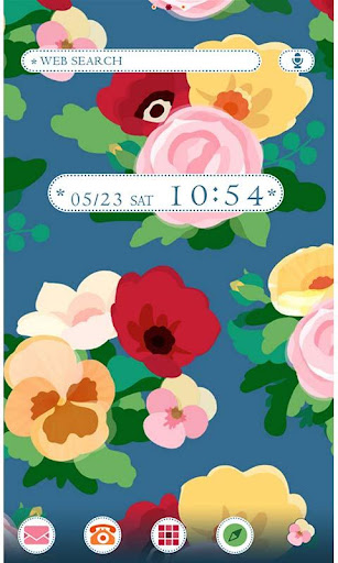 icon&wallpaper-Retro Flowers- 1.0.0 Windows u7528 1