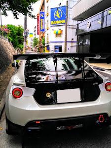86 ZN6 GTのエアロのカスタム事例画像 ゴン太くん〔ハチレンジャー R〕さんの2018年09月14日06:50の投稿