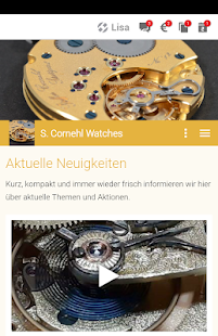 Cornehl Watches - náhled