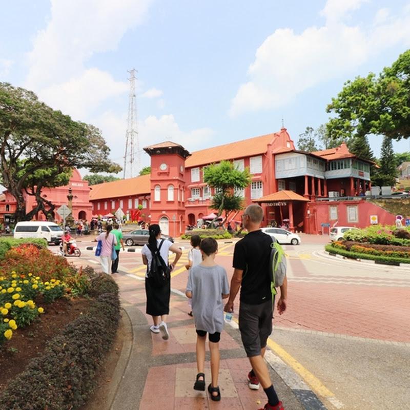 【世界の街角】古くから交易で栄えたマレーシア・マラッカは、オランダ統治時代の面影を残す世界遺産の街