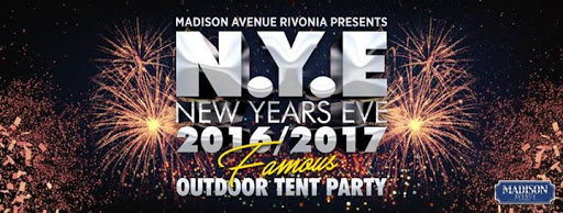Club 2 Club NYE Party : Madison Avenue Rivonia