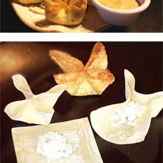 Chinese Crab Rangoon