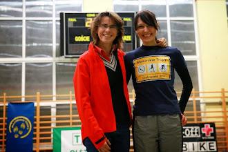 Photo: Justyna Supińska i Kasia Polak - I i II miejsce wśród kobiet na trasie TP50.