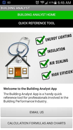 Building Analyst