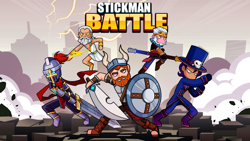Stickman Battle 1.0.34 1