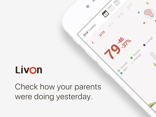 LivOn Silver Care - Korea No.1 telecare service screenshot 9
