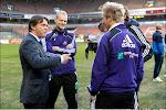 """Olivier Deschacht hard voor 'zijn' Anderlecht: """"Ik herken ze niet meer; ze hebben een beetje gefaald"""""""