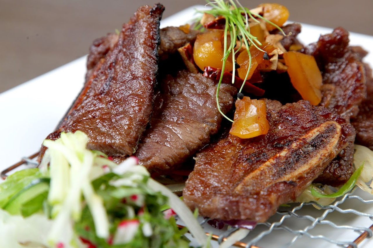 Công thức sườn bò nướng BBQ ngon hoàn hảo