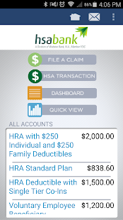 HSA Bank Mobile Apk by Webster Bank - wikiapk com