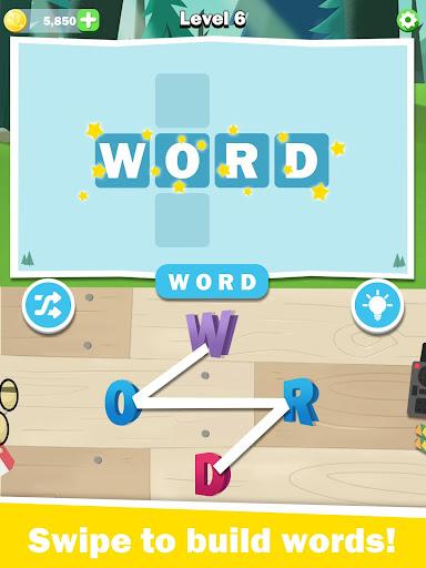Word Crossy - Crossword Games 1.9 screenshots 6