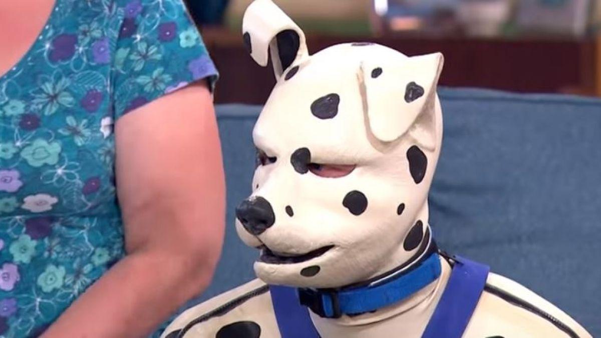 Resultado de imagen de el hombre que quiere ser perro