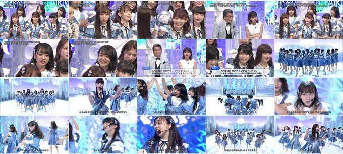 (TV-Music)(1080i) AKB48 – Music Fair 180915