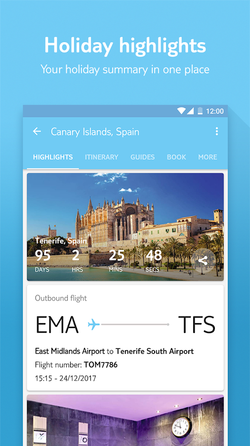 TUI Holiday Deals & Offers- screenshot